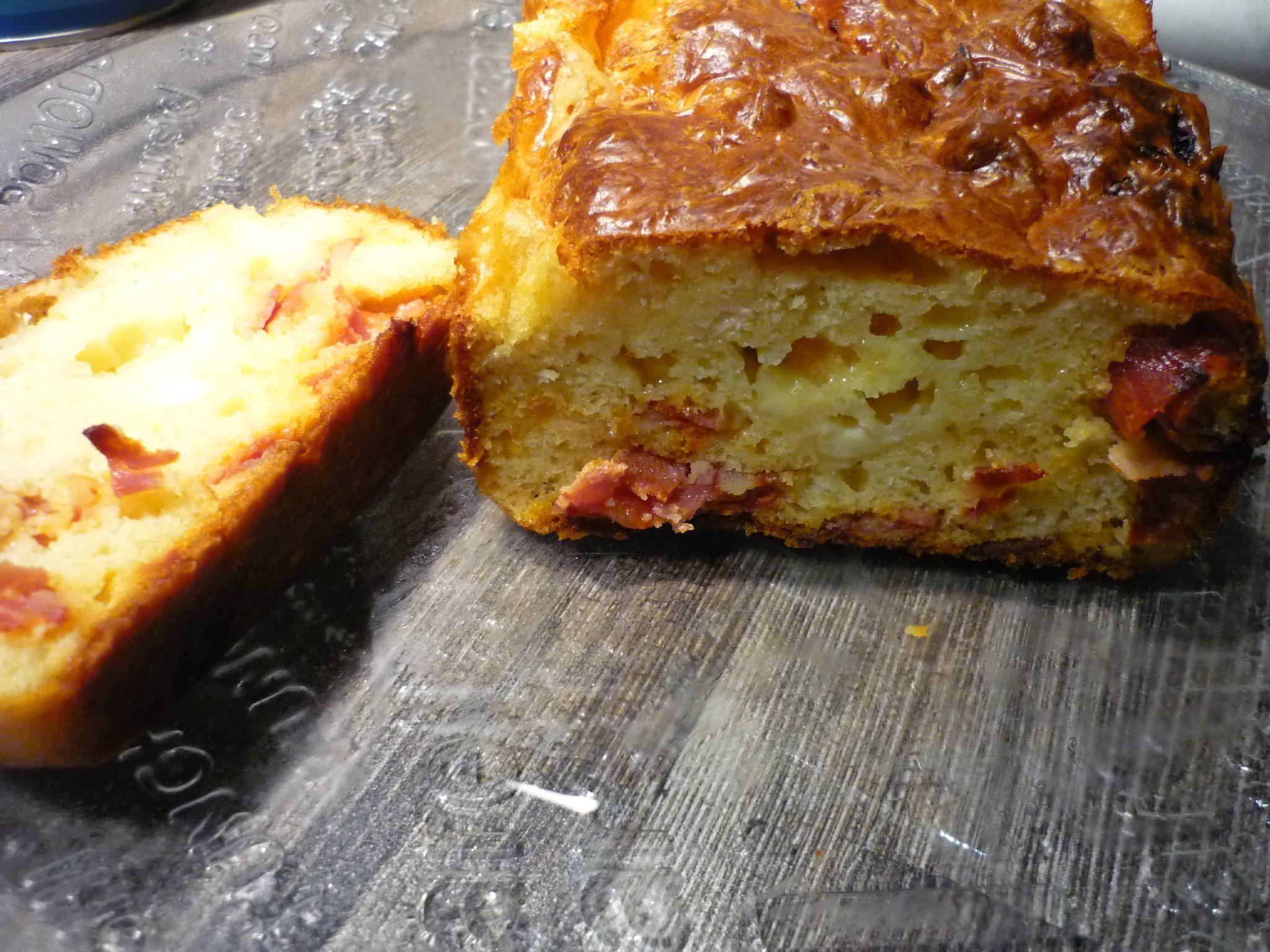 Cake Chorizo Maroille Biere