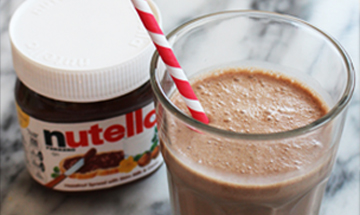 recette thermomix milkshake au nutella. Black Bedroom Furniture Sets. Home Design Ideas