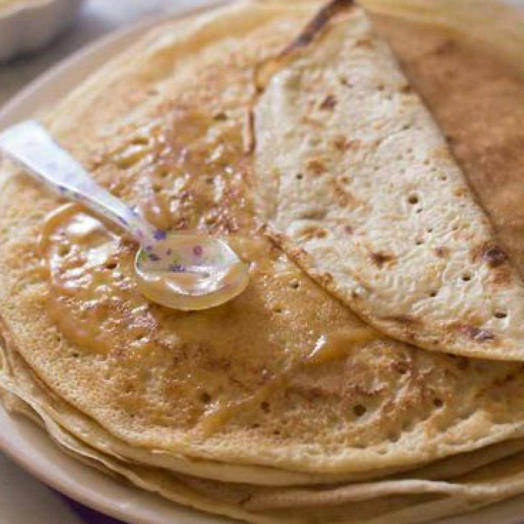 P te cr pes weight watchers la recette thermomix - Pate crepe thermomix ...